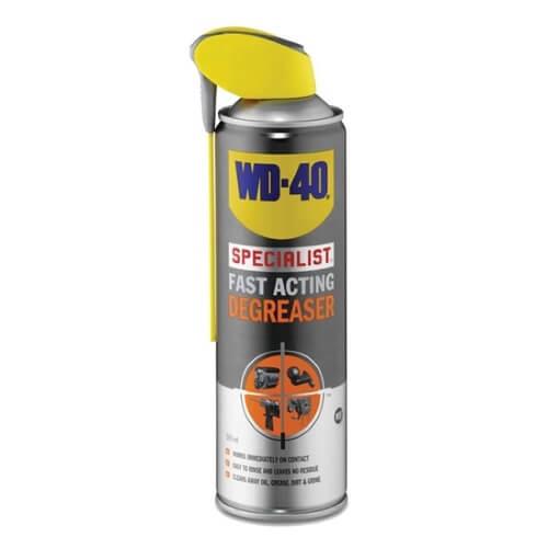 WD-40 ΣΠΡΕΙ ΚΑΘΑΡΙΣΤΙΚΟ ΤΑΧΕΙΑΣ ΔΡΑΣΗΣ SMART STRAW 500ML