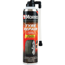 ΑΦΡΟΣ TYRE REPAIR 400ML MORRIS 28606