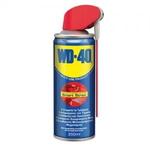 ΑΝΤΙΣΚΩΡΙΑΚΟ ΠΟΛΛΑΠΛΩΝ ΧΡΗΣΕΩΝ WD-40 SMART STRAW 250ML