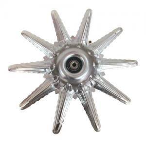ΕΠΑΓΓΕΛΜΑΤΙΚΗ ΚΕΦΑΛΗ ΜΕΣΙΝΕΖΑΣ 10mm STAR BAX ΜΤ-11